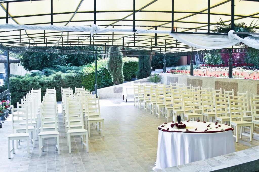 сватбен кетъринг хотел Бриз 2 Варна