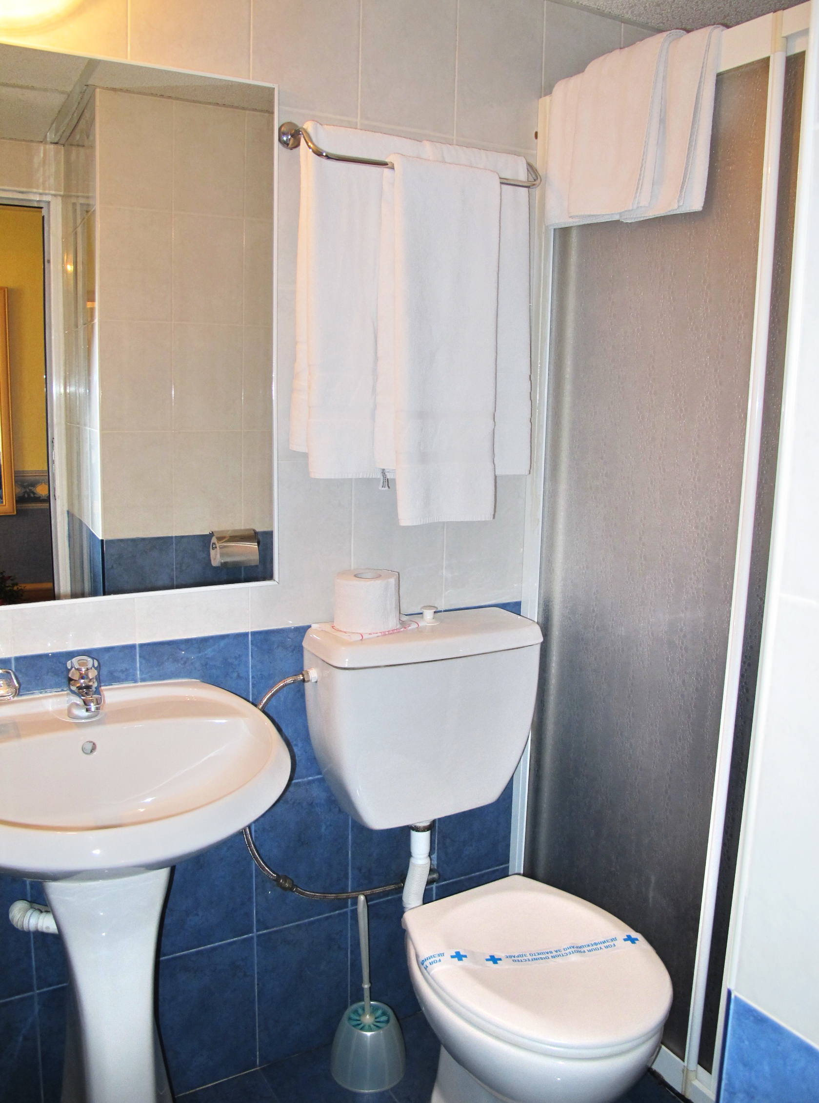 баня в хотелска стая Варна