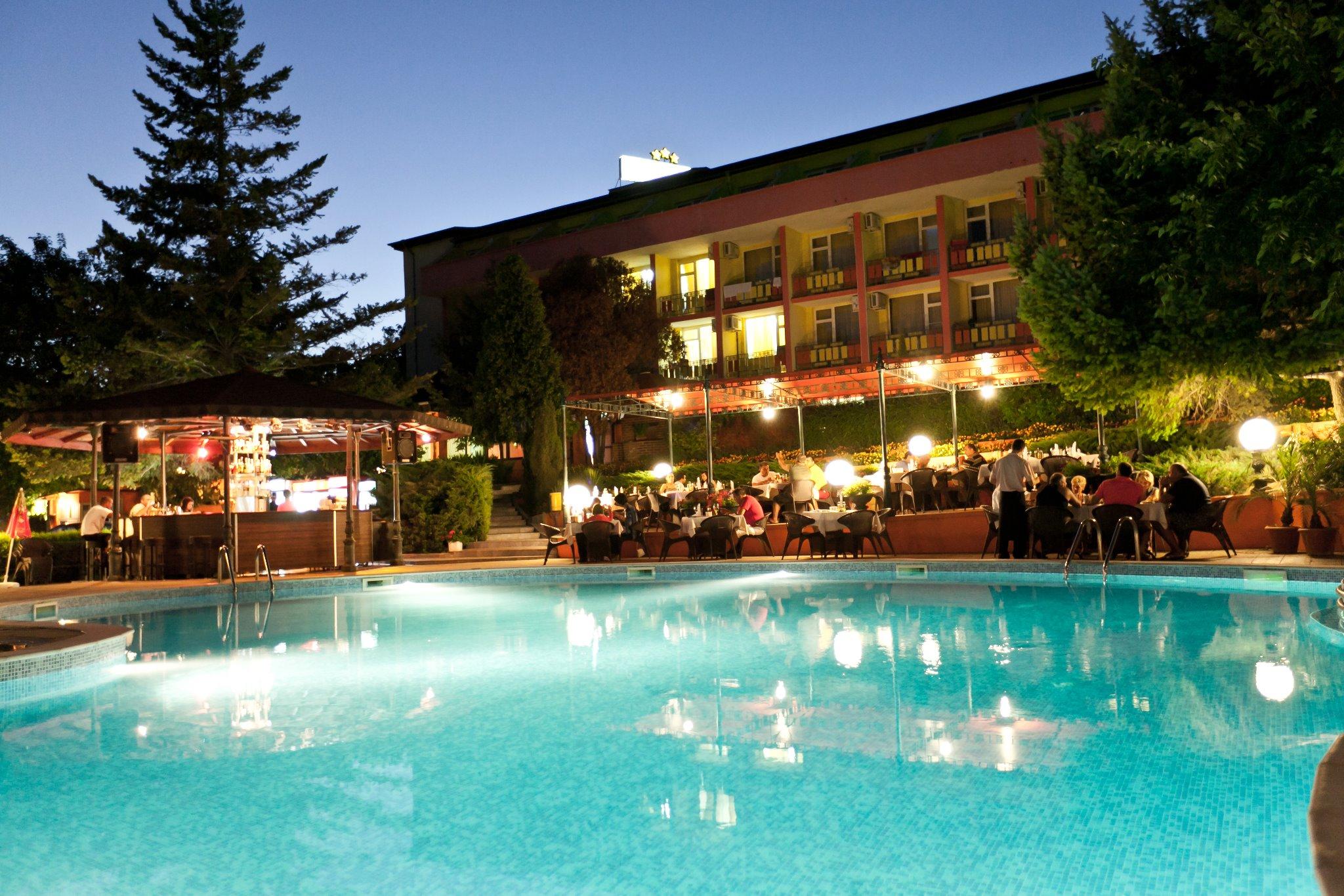 Варна хотел